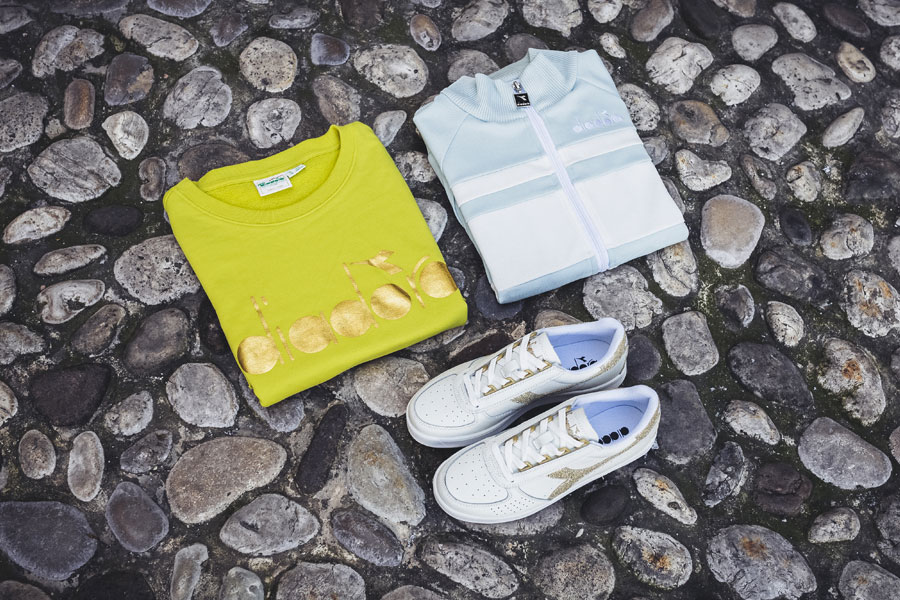 5 Facts About the Diadora B Elite - L WN White Gold (Apparel)