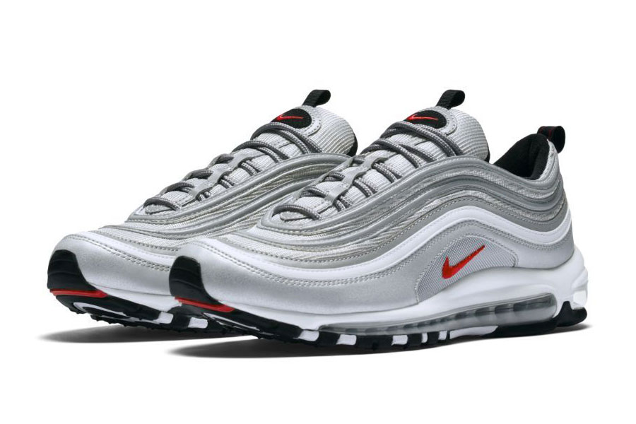 5 Sneakers We Don't Want to See Anymore in 2018 - Nike Air Max 97 Silver Bullet