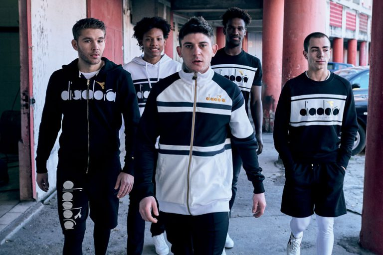 Diadora SS18 Sportswear Collection - Apparel (Rkomi)