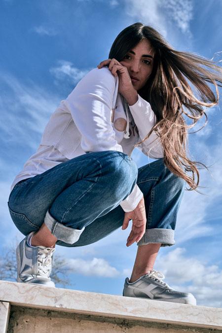 Diadora SS18 Sportswear Collection - Joan Thiele