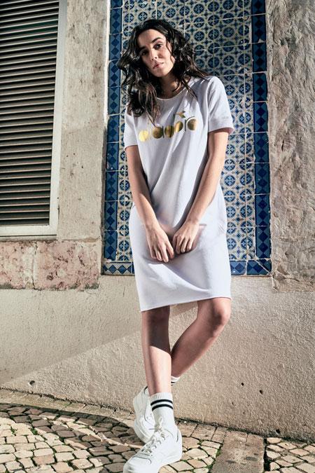 Diadora SS18 Sportswear Collection - Sports Dress Women's
