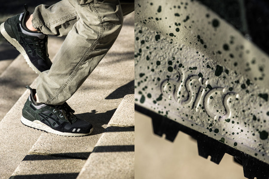 HAVEN x ASICS GEL-LYTE MT - Midsole