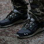 HAVEN x ASICS GEL-LYTE MT - On feet