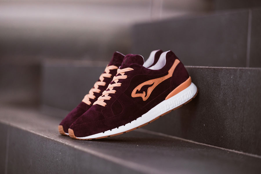 KangaROOS Coil R1 Shiraz Made in Germany