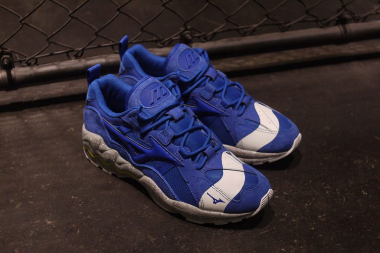 mita sneakers x Mizuno Wave Rider 1 No Borders