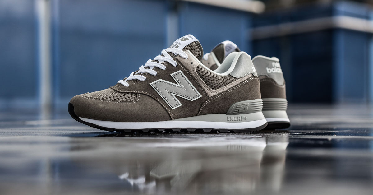 New Balance 574 Classic Grey | Sneakers