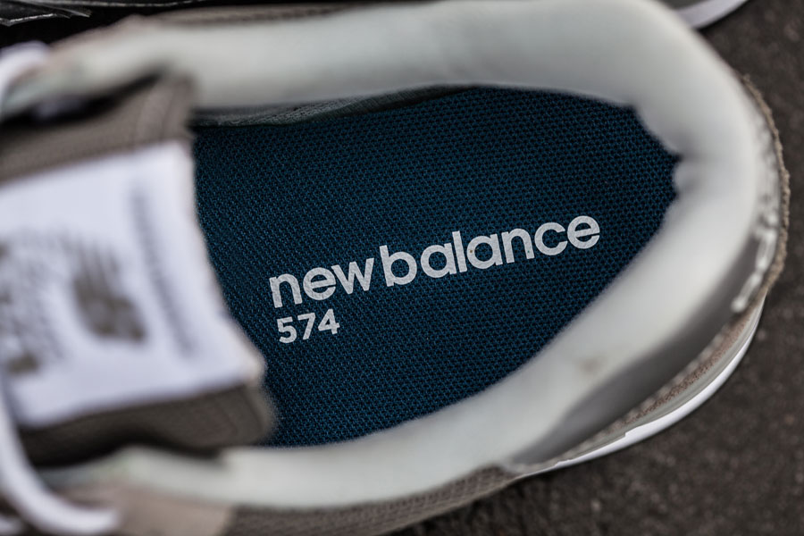 New Balance 574 Classic Grey ML574EGG - Insole