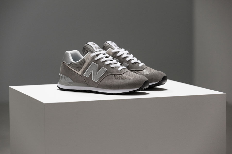 New Balance 574 Classic Grey ML574EGG - Mood