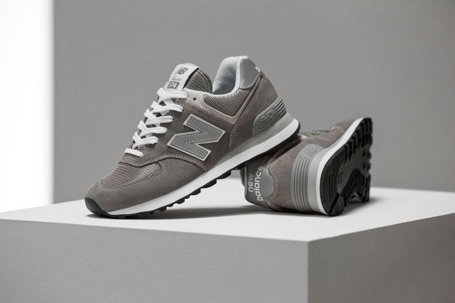 New Balance 574 Classic Grey WL574EG - Mood