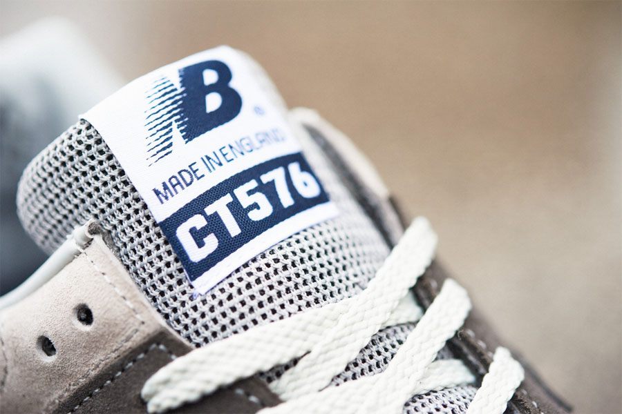 New Balance 576 Made in UK OG Pack - CT576OGG (Tongue)