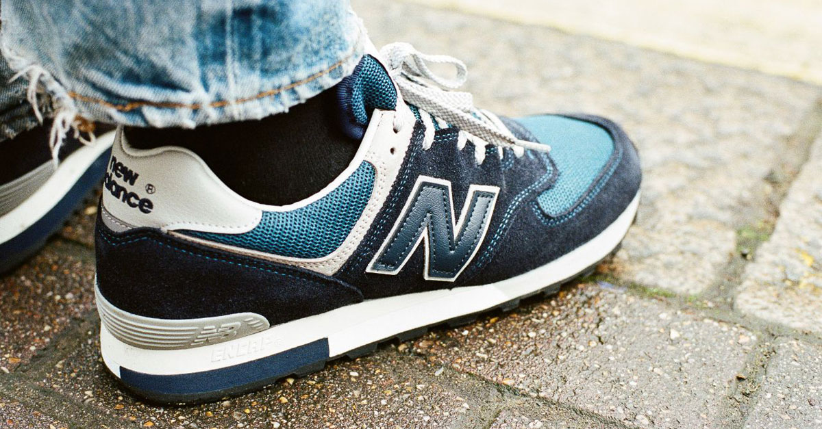separation shoes af27b 96c31 New Balance 576 Made in UK OG Pack | Sneakers Magazine