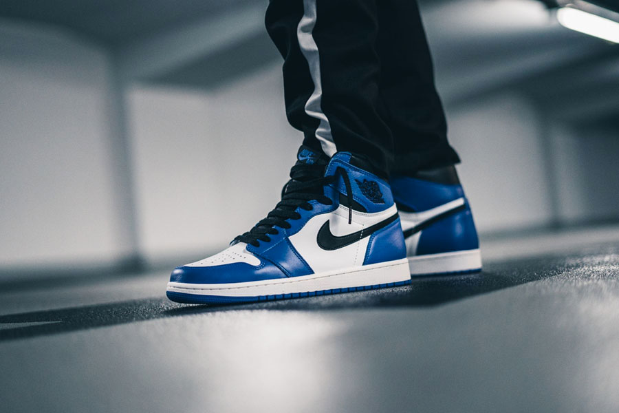 Air Jordan 1 Retro High OG Game Royal (Release)  3e6c1c5f77eb