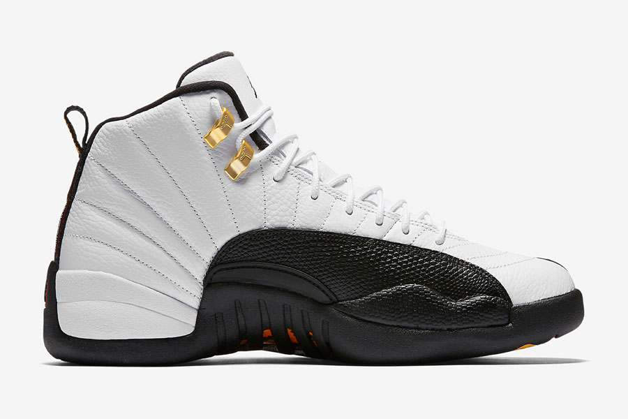 Nike Air Jordan 12 Taxi 2018 Retro (130690-125) - Right
