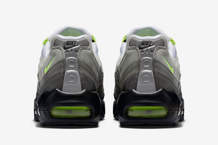 bac38f506f Nike Air Max 95 Color In Shift | Indian Television Dot Com