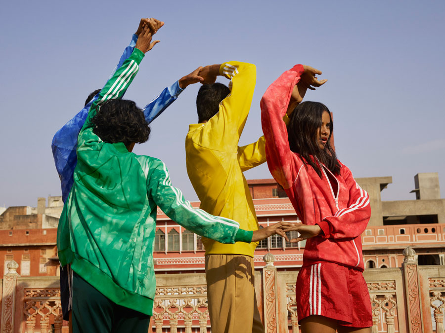 Pharrell Williams x adidas Hu Holi adicolor Collection - Jackets