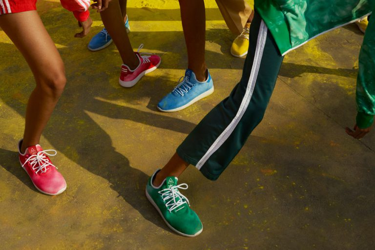 Pharrell Williams x adidas Hu Holi adicolor Collection - Sneakers