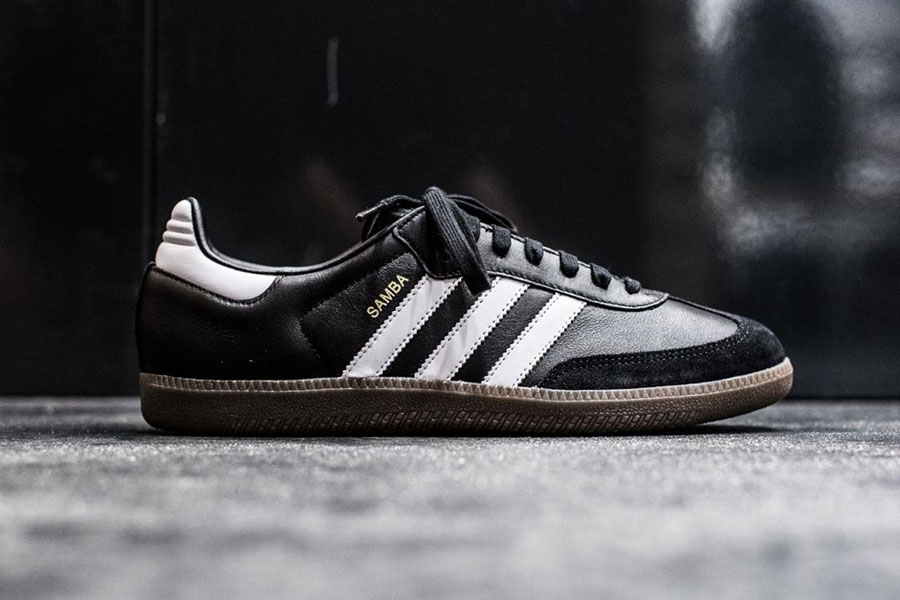 Sneakers for Less Than 100 € - adidas Samba OG (Black)