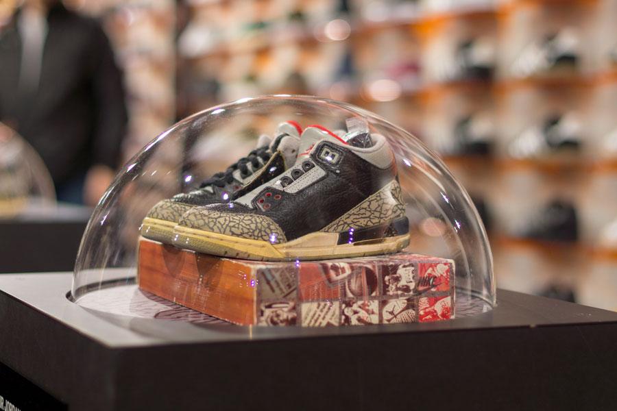 quality design a1444 5c9b9 SNIPES x Air Jordan III Black Cement (Recap) | Sneakers Magazine
