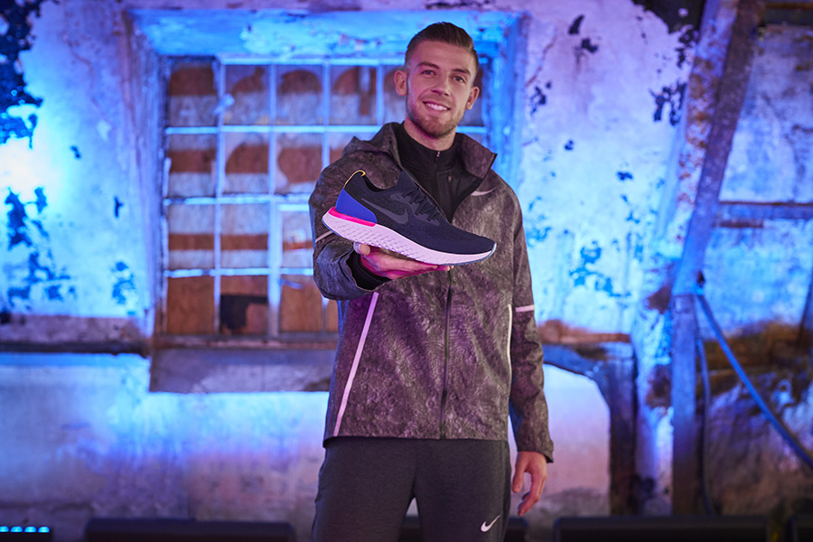 24e2f1625867 Why Athletes Love the Nike Epic React Flyknit