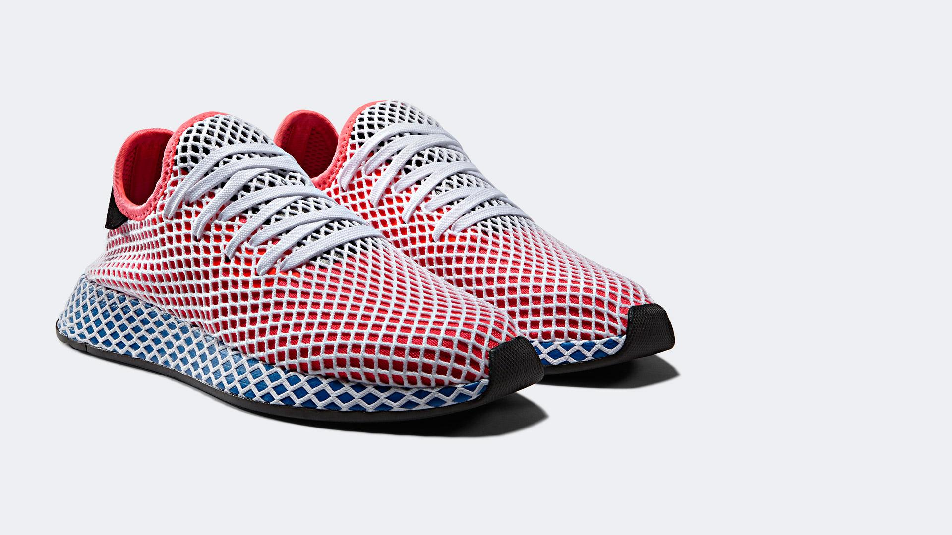 adidas Deerupt (CQ2624 Solarbird) - Slider
