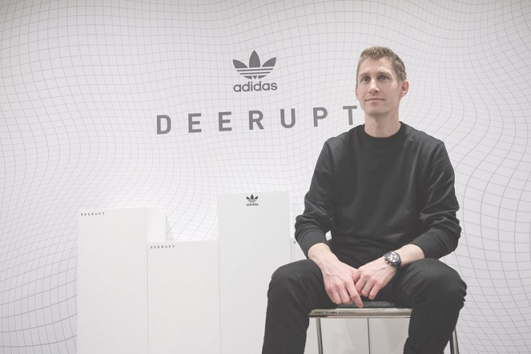 adidas Deerupt - Vice President of Product Footwear Morgan Boeri (Interview) - Title