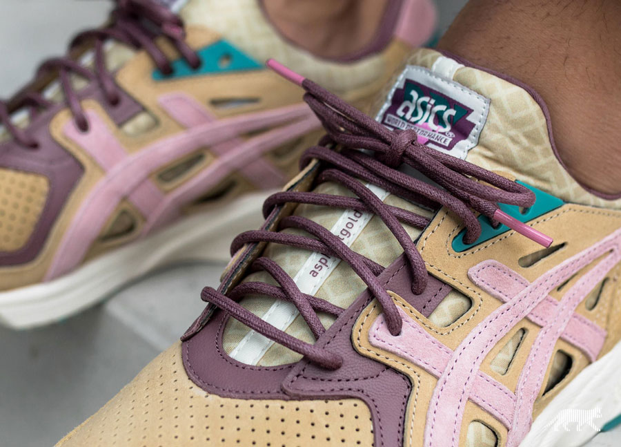 Asics Gel DS Trainer oro