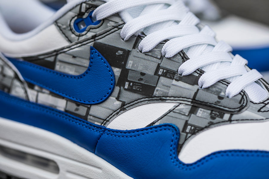 atmos x Nike Air Max 1 - WE LOVE NIKE Pack (Detail)