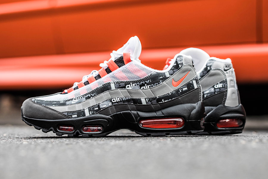 atmos x Nike Air Max 95 - WE LOVE NIKE Pack