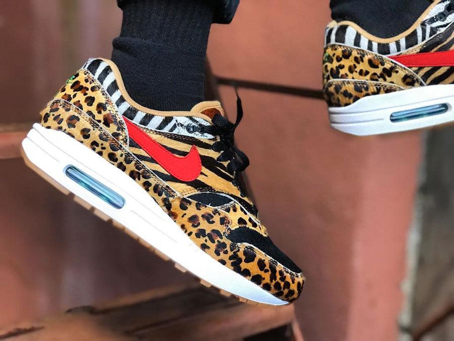 san francisco ffb8b d31dd atmos x Nike Air Max Animal Pack 2018 Release | Sneakers ...