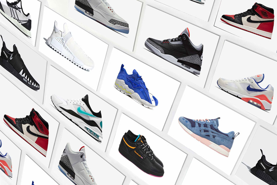 Best Sneakers of February 2018 - Final