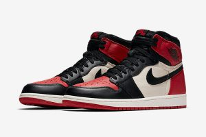 Best Sneakers of February 2018 - Air Jordan 1 Retro Bred Toe