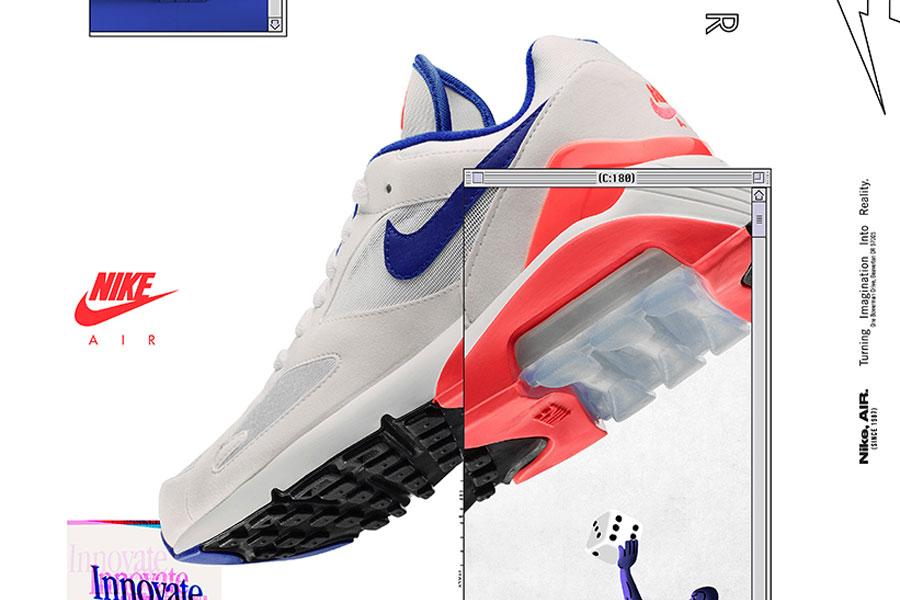 A Closer Look at the Nike Air Max 180 Ultramarine The Drop