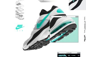 Best Sneakers of February 2018 - Nike Air Max 93 Dusty Cactus