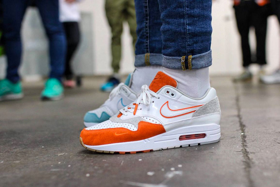 Heat on Feet Air Max Only - Liam Jennings