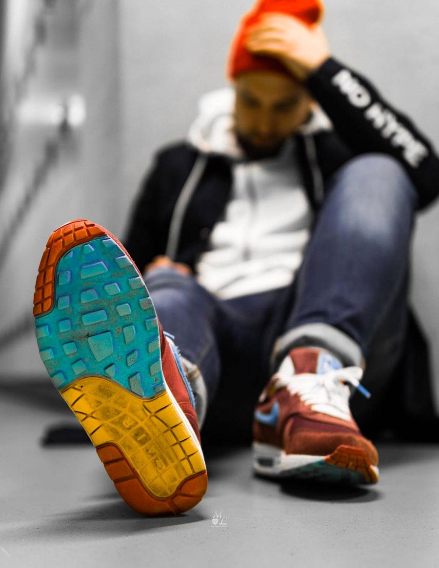 Heat on Feet Air Max Only - Maximilian Loewe