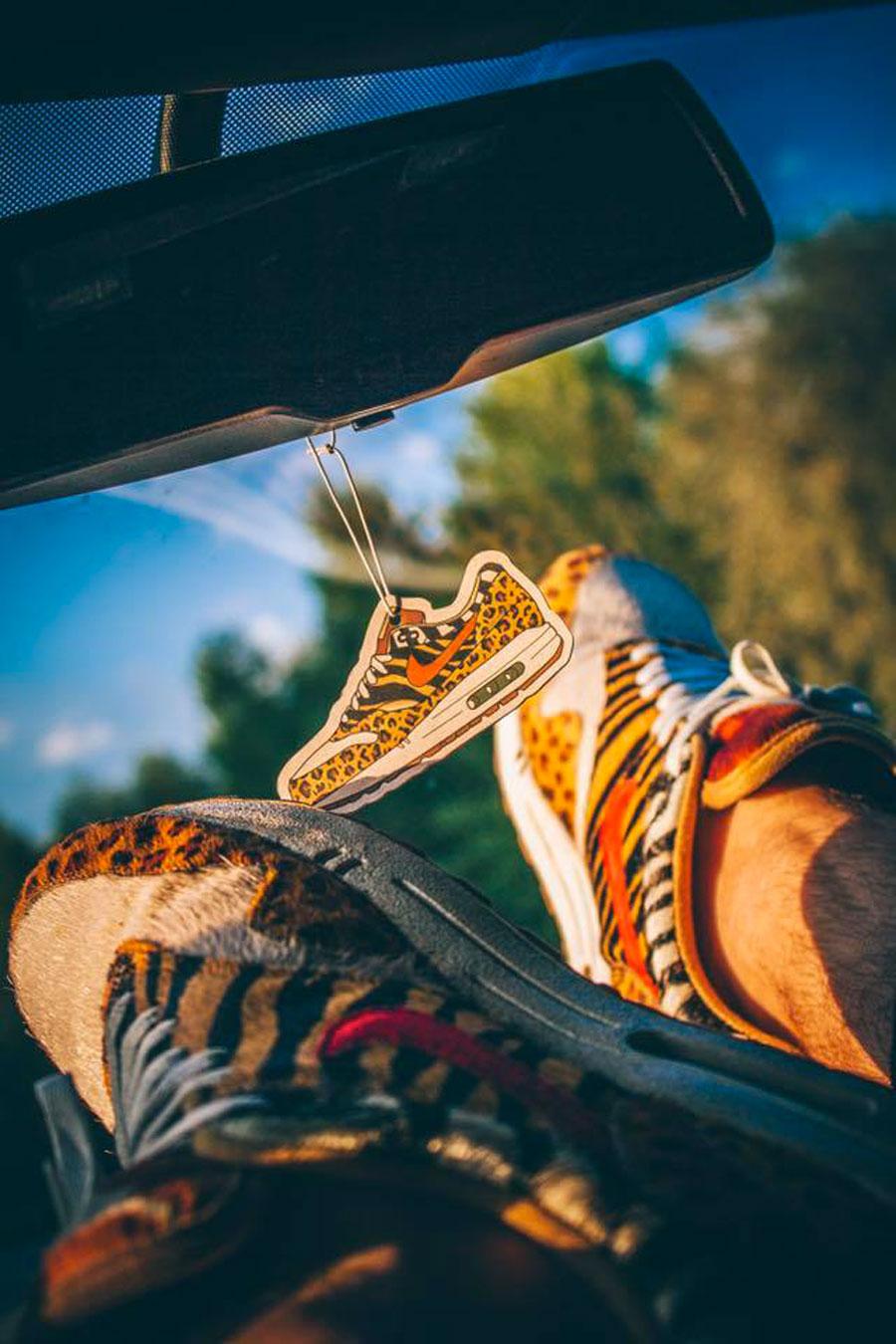 Heat on Feet Air Max Only - Yannik Loehr
