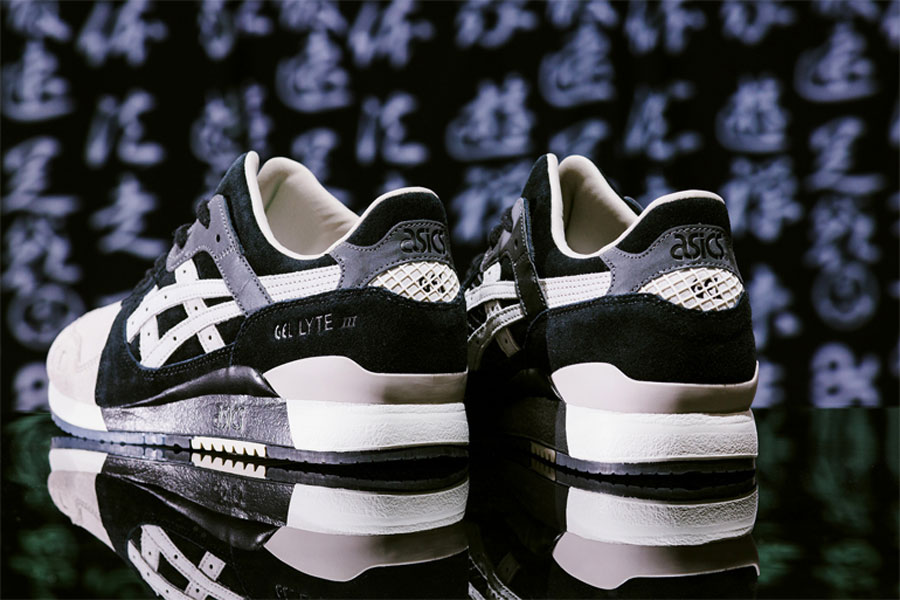Kicks Lab x ASICS GEL-LYTE III KL-Shinobi - Back