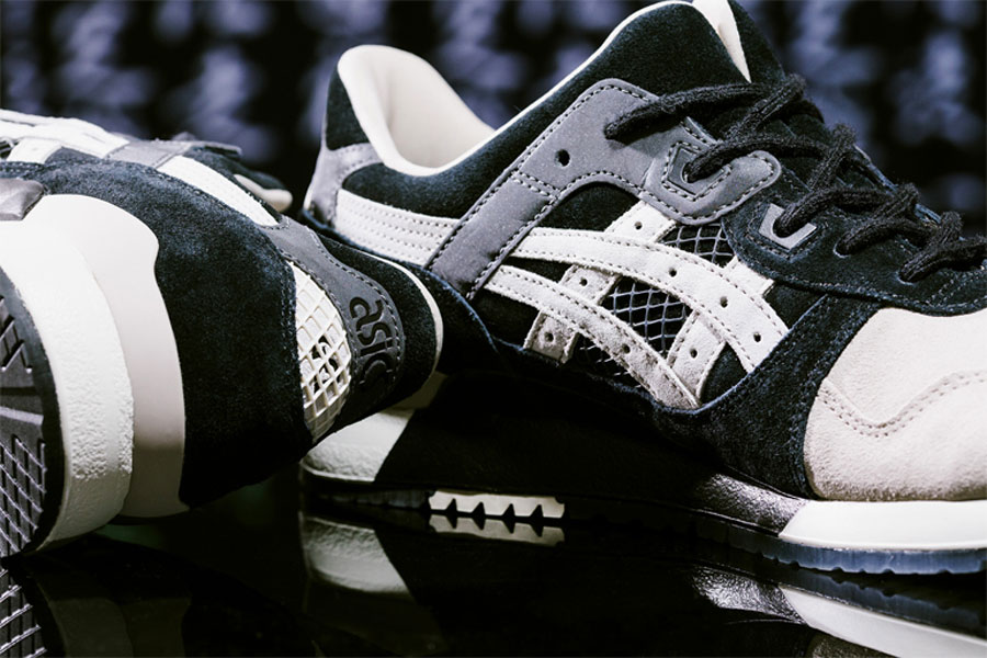 Kicks Lab x ASICS GEL-LYTE III KL-Shinobi - Inner Side