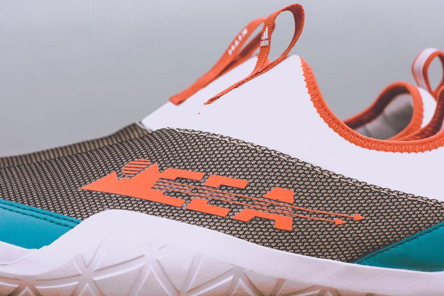 Kith x adidas Terrex EEA Collection - Jawpaw Slip-On (Logo)
