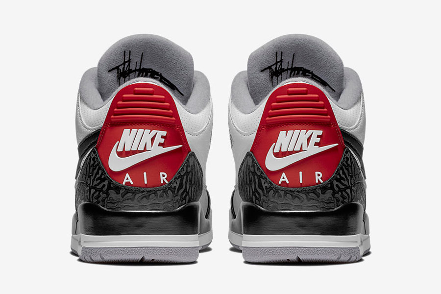 Nike Air Jordan 3 Tinker Hatfield (AQ3835-160) - Back