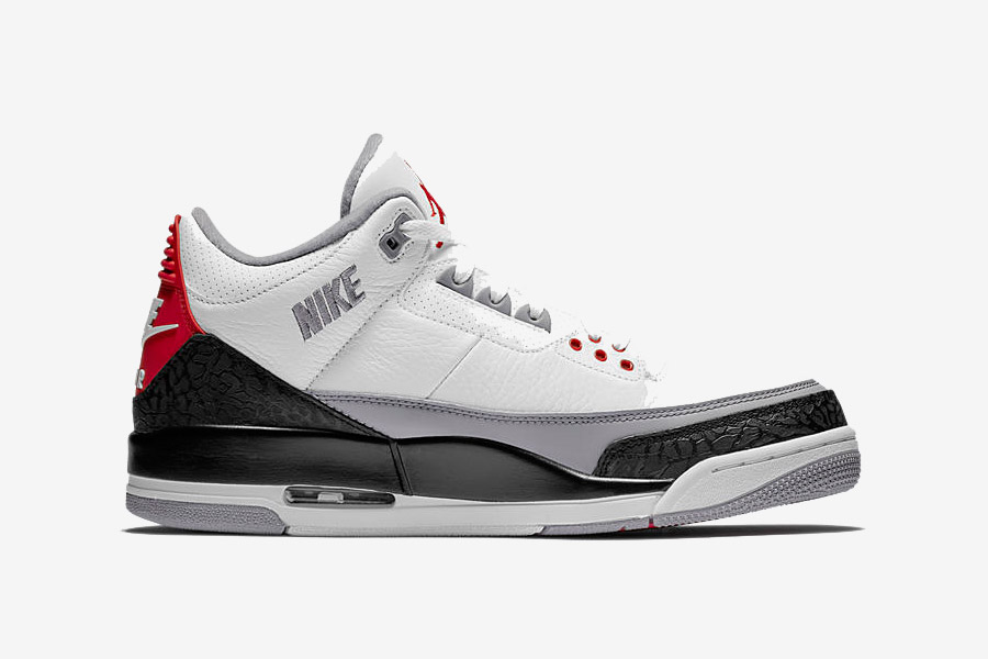 Nike Air Jordan 3 Tinker Hatfield (AQ3835-160) - Inner Side