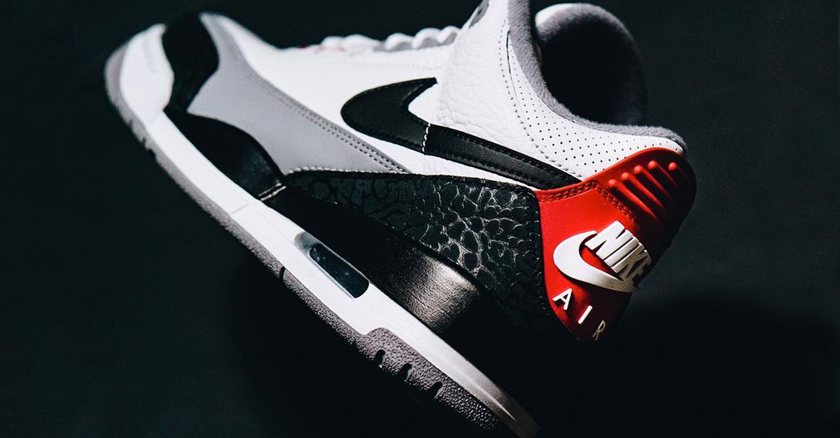 3a12feaf5774 Nike Air Jordan 3 Tinker Hatfield (AQ3835-160)