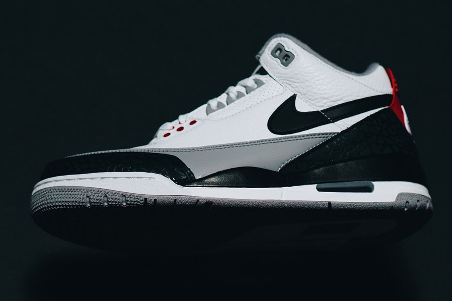 Nike Air Jordan 3 Tinker Hatfield (AQ3835-160) - Mood (Side)