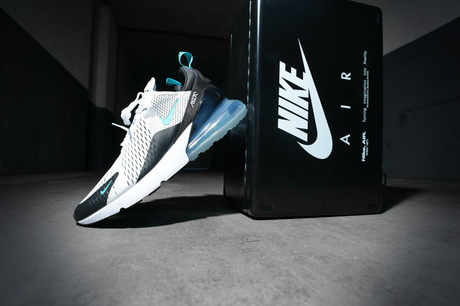 Nike Air Max 270 Dusty Cactus (AH8050-001) - Side