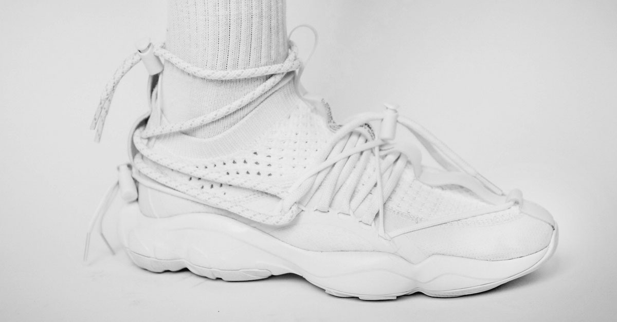 Pyer Moss X Reebok Dmx Fusion Experiment Sneakers Magazine