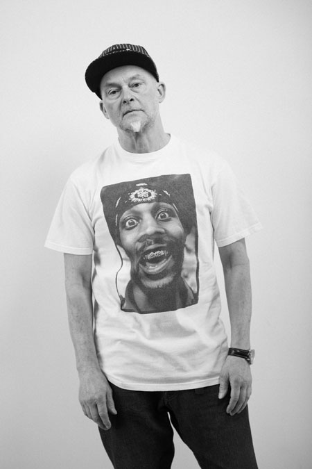 68-Year Old Supreme Head Thomas Helgert from Germany - RZA T-Shirt