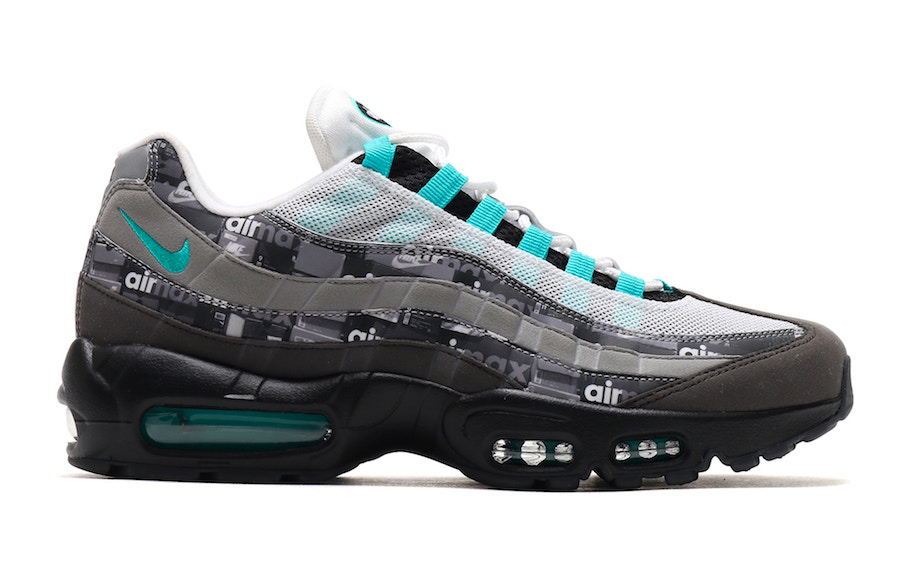 atmos x Nike Air Max 95 Jade (AQ0925-001) - Right