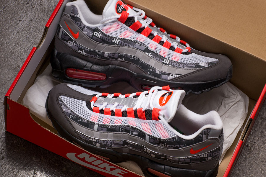 atmos x Nike Air Max 95 WE LOVE NIKE Pack (AQ0925-002) - Mood