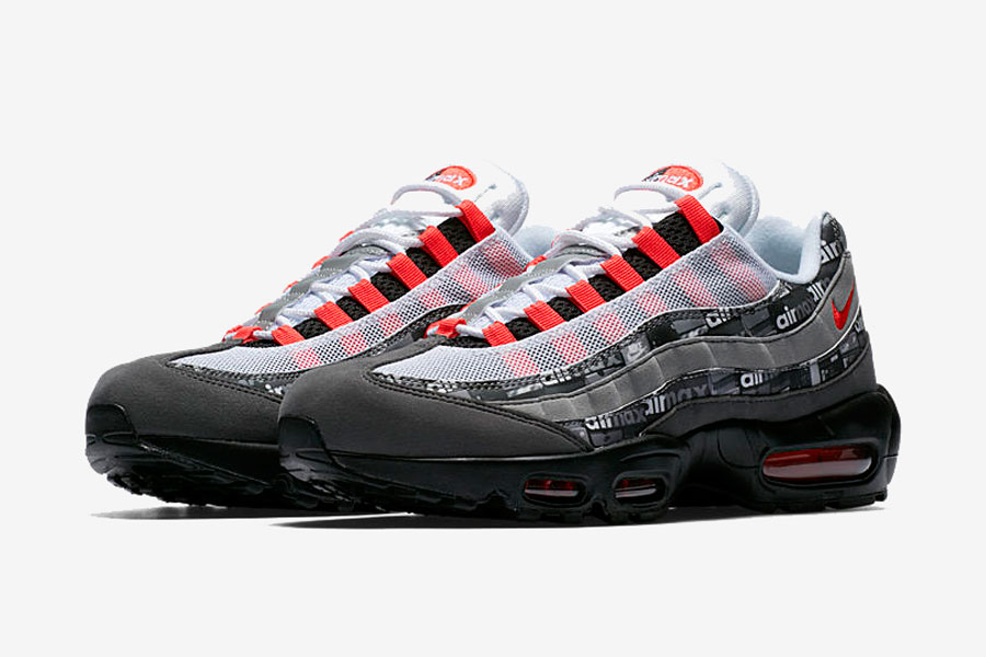 atmos x Nike Air Max 95 WE LOVE NIKE Pack (AQ0925-002)