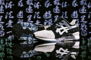 Best Sneakers of March 2018 - Kicks Lab x ASICS GEL-LYTE III KL-Shinobi